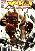 X-Men Unlimited v2 #4 cover