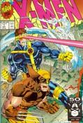 X-Men v1 #1 cover