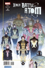 X-Men: Battle of the Atom #2 cover