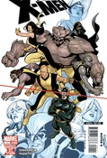 Young X-Men #1 cover