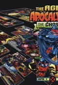 The Age of Apocalypse: The Chosen #1 cover