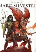 The Art of Marc Silvestri #1 cover