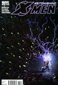 Astonishing X-Men #34 cover