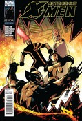 Astonishing X-Men #37 cover