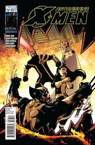 Astonishing X-Men #37 cover