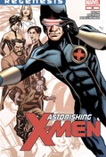 Astonishing X-Men #45 cover