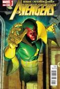 Avengers (v4) #24.1 cover