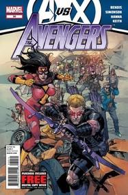 Avengers (v4) #30 cover