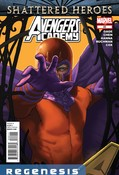 Avengers Academy #22 cover