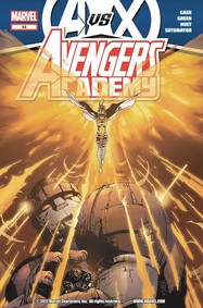 Avengers Academy #32 cover