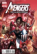 Avengers: The Children's Crusade #9 cover