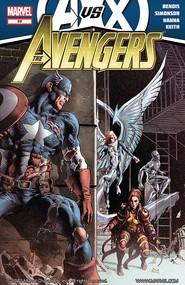 Avengers (v4) #29 cover