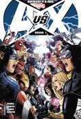 Avengers vs X-Men #1 cover