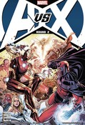 Avengers vs X-Men #2 cover