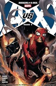 Avengers vs X-Men #9 cover