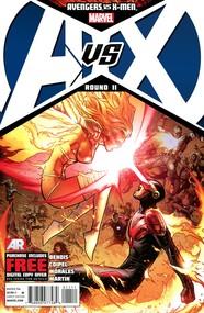 Avengers vs X-Men #11 cover