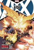 Avengers vs X-Men #5 cover