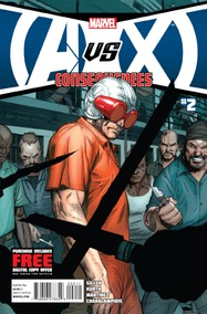 AvX: Consequences #2 cover
