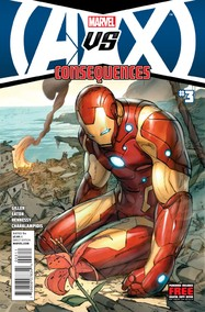 AvX: Consequences #3 cover