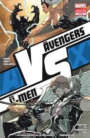 AvX: VS #5 cover