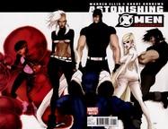 Astonishing X-Men: Xenogenesis #1 cover