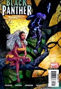Black Panther #16 cover