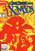 Classic X-Men  #36 cover