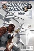Fantastic Four #600 cover