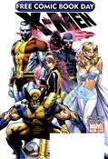 X-Men Free Comic Book Day 2008 #1
