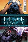 Fear Itself #4 cover