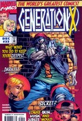 Generation X #33 cover