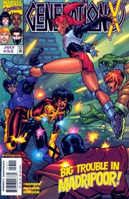 Generation X #53 cover
