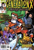 Generation X Holiday Special #1 cover