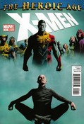 The Heroic Age: X-Men #1 cover