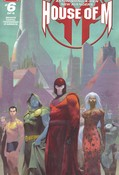 House of M #6 cover