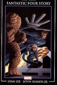 The Last Fantastic Four Story #1 cover