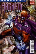 Magneto: Not A Hero #1 cover