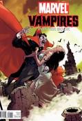 Marvel Vampires Poster Book #1 cover