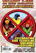 Marvel Spotlight: Uncanny X-Men 500 Issues Celebration #1 cover