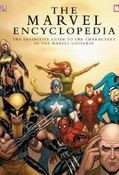 The Marvel Encyclopedia #1 cover