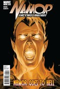 Namor: The First Mutant #6 cover