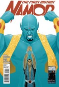Namor: The First Mutant #9 cover