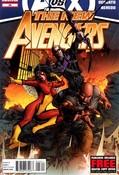 New Avengers v2 #28 cover