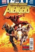 New Avengers v2 #30 cover