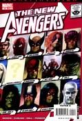 New Avengers #42 cover