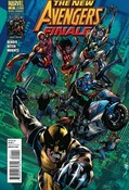 New Avengers Finale #1 cover