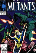 New Mutants #67 cover