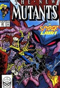 New Mutants #69 cover