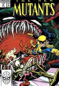 New Mutants #70 cover