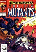 New Mutants #71 cover
